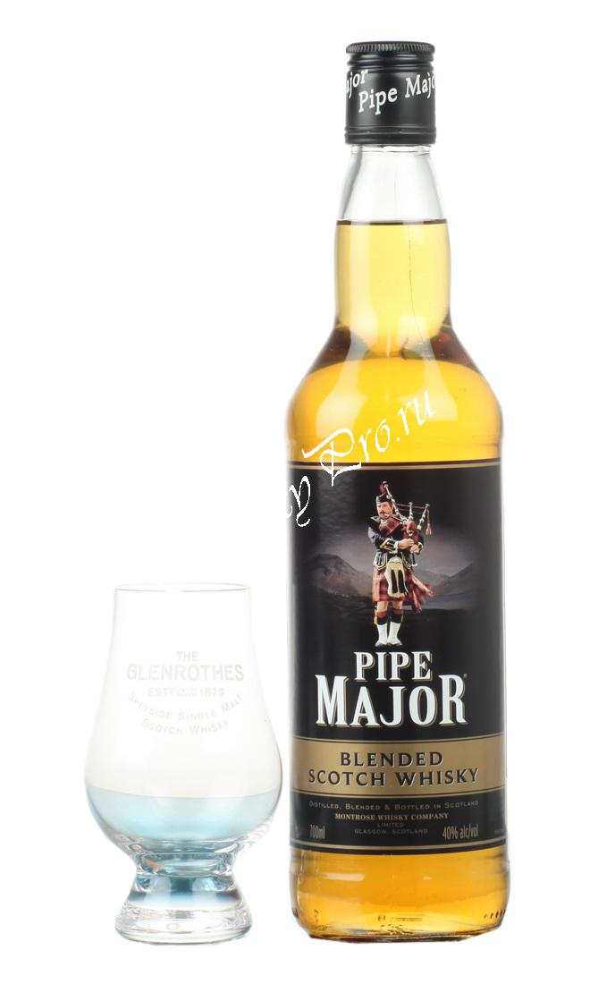 Pipe Major Blended Scotch Whisky