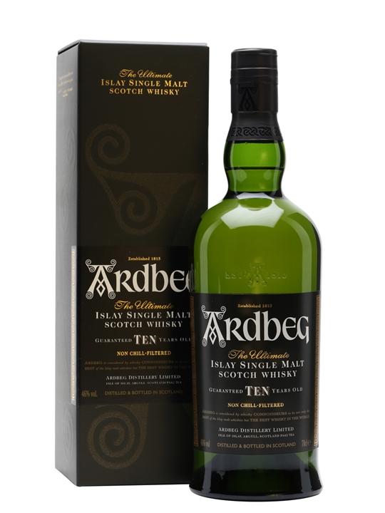 Ardbeg Ten Year Old Whisky
