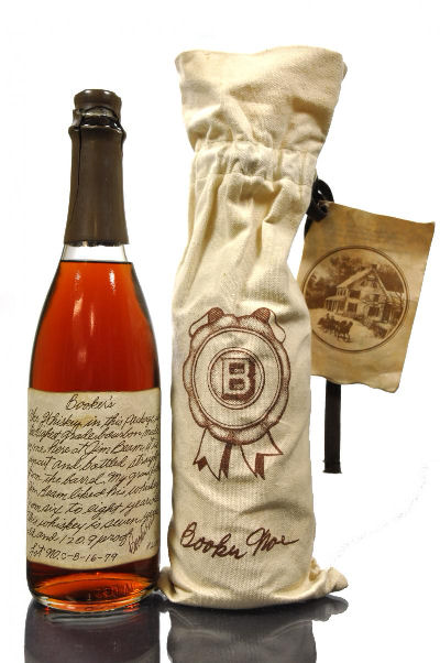 booker's First batch 1979