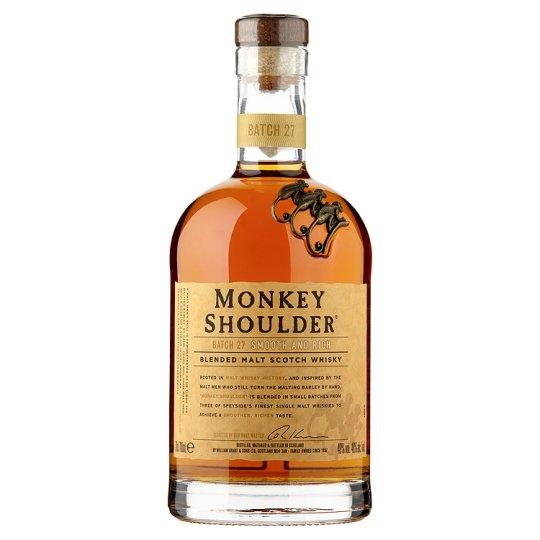 Monkey Shoulder Whisky Bottle