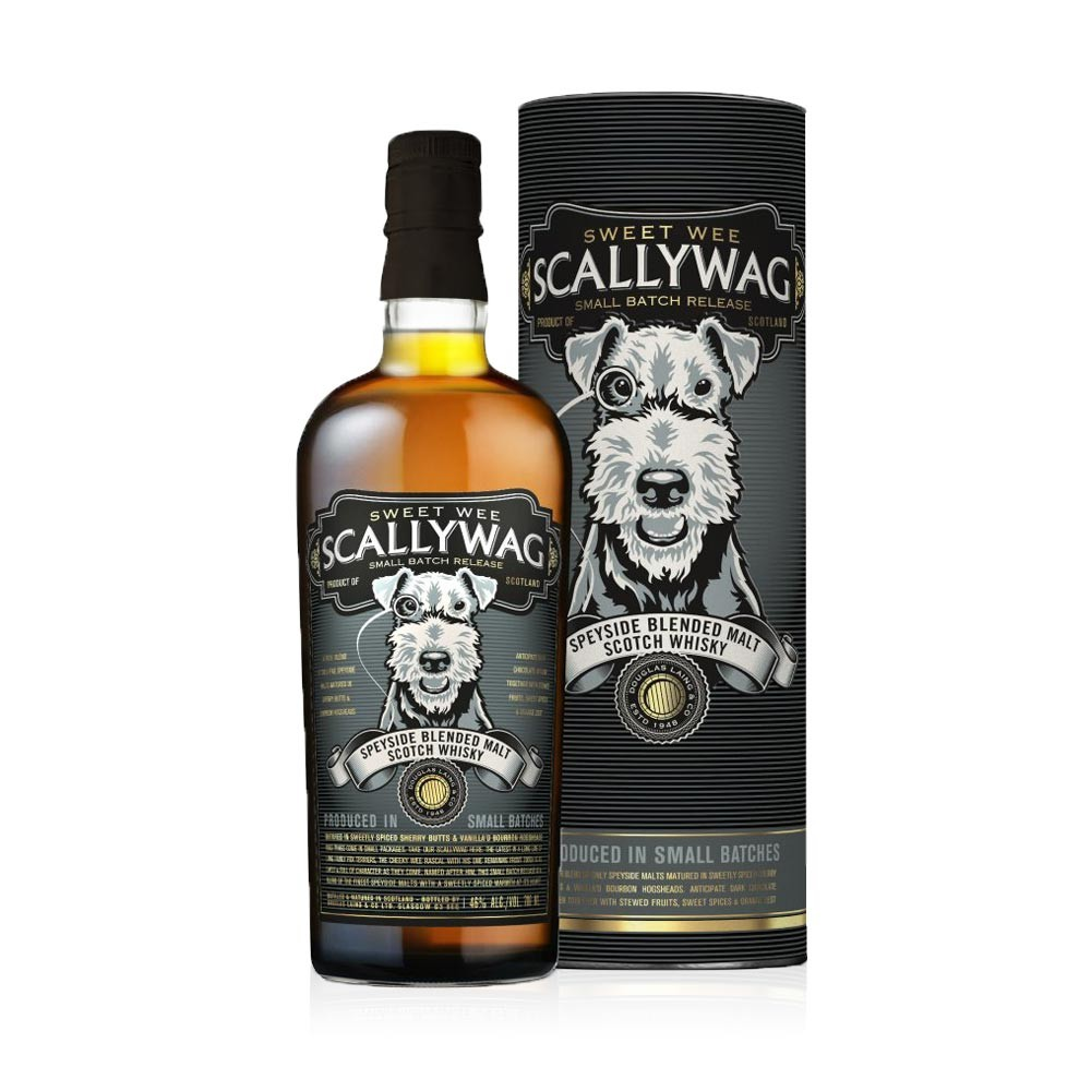 Scallywag small batch release whisky