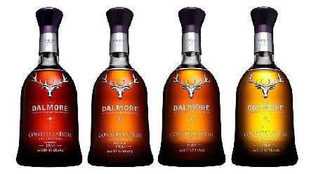 Dalmore Whisky Bottles