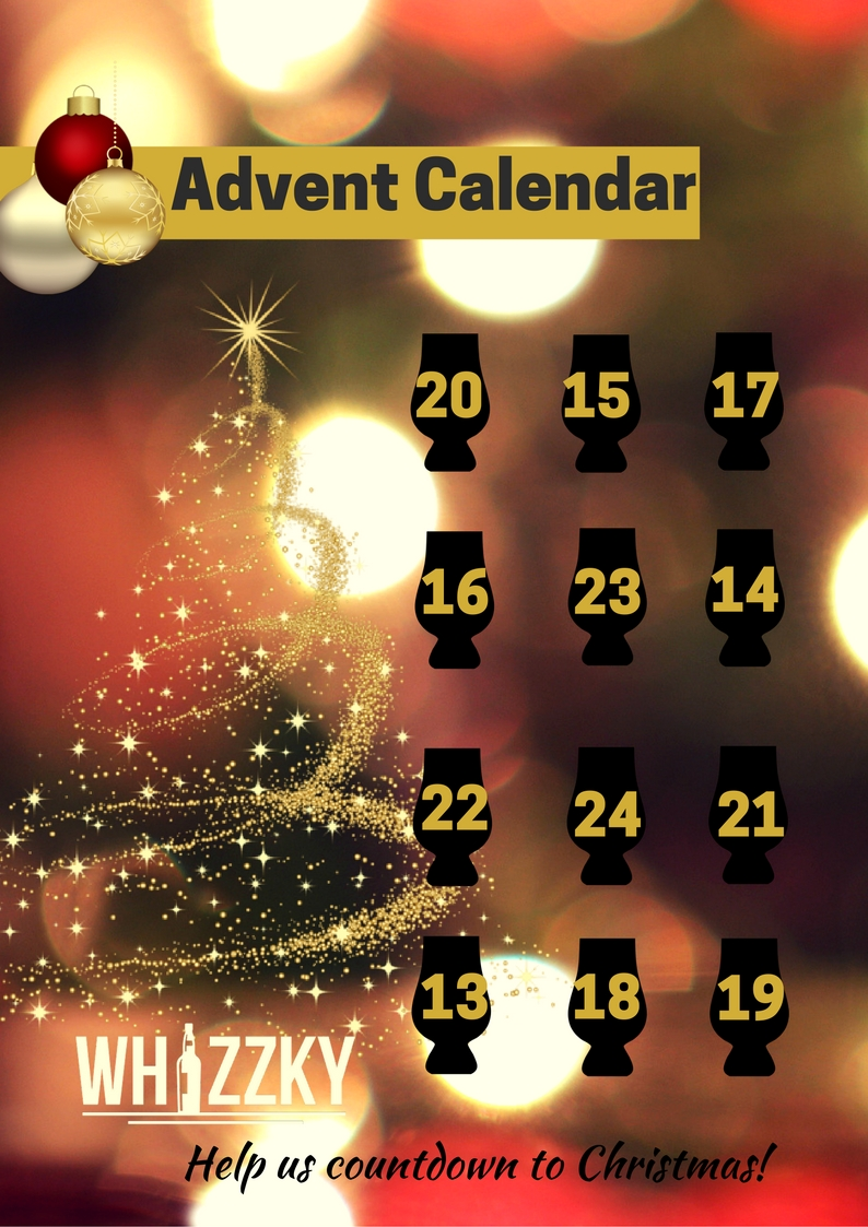 Whizzky Advent Calendar