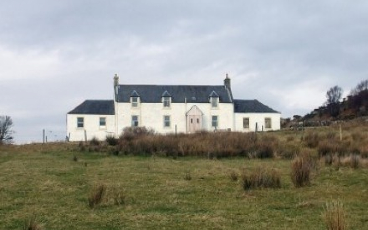 Barnhill on Isle of Jura