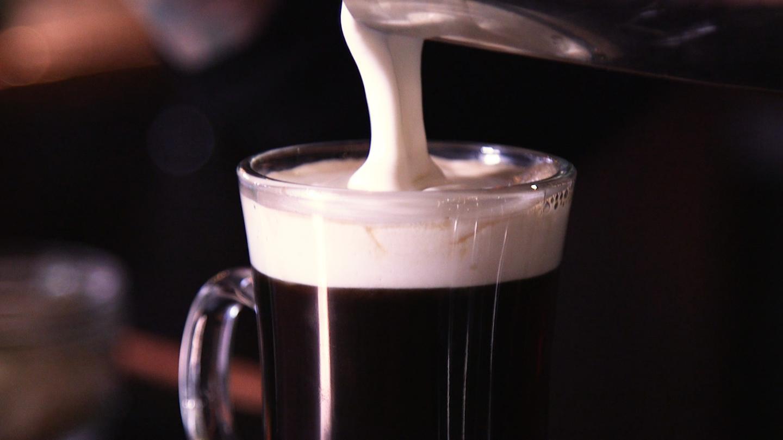 Irish Coffee Pouring Cream